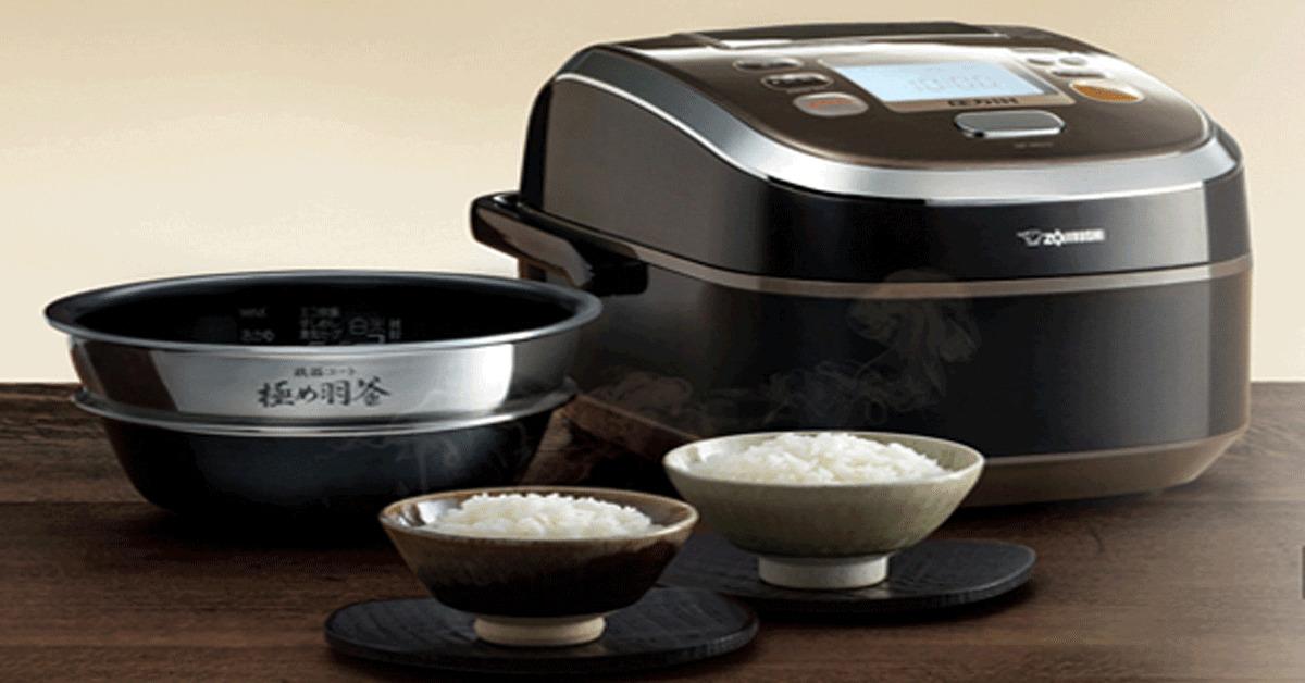 Nồi cơm điện Zojirushi có tốt không? Top 2 sản phẩm tốt nhất hiện nay.